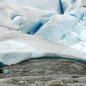 Medellin Glacier, Juneau
