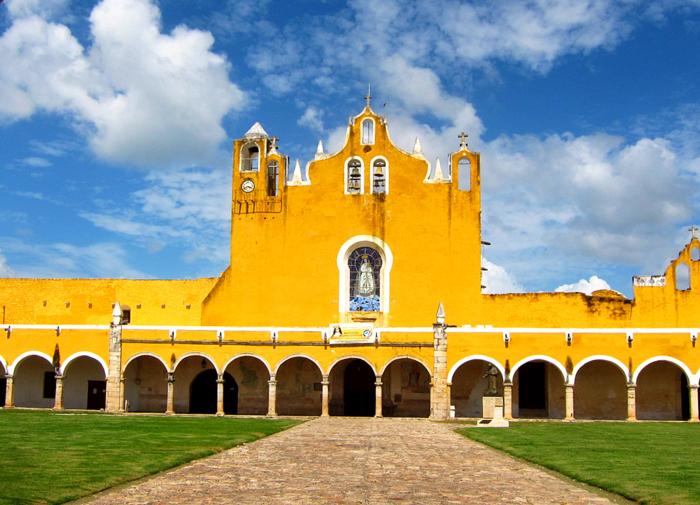 monastery san antonio de padua izamal
