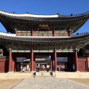 Gyeongbokgung Palaca