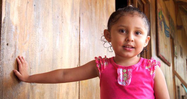 The innkeeper's daughter La Sombra, Nicaragua