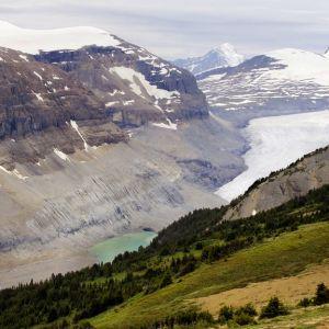 Carter ridge glacier