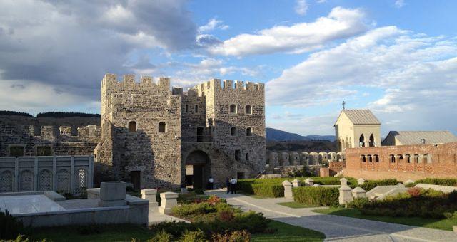 rabati castle in akhaltsikhe