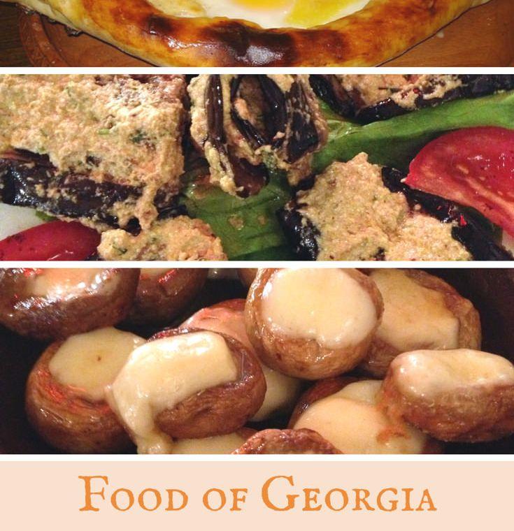 Vegetarian Guide to The Food of Georgia