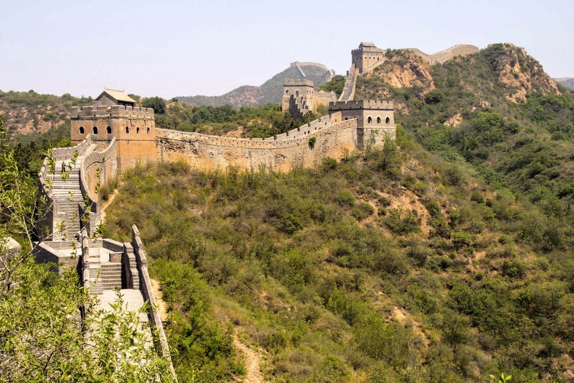 Jinshanling to Simatai Great Wall Hike
