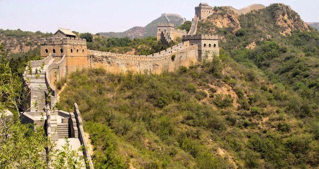 Jinshanling to Simatai Great Wall Hike