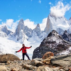 DAY HIKE TO LAGUNA DE LOS TRES PATAGONIA