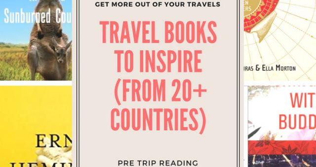 Pre-trip Reading Recommendation for 20+ Countries