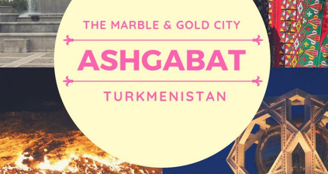 Why Ashgabat is the weirdest city I've visited.
