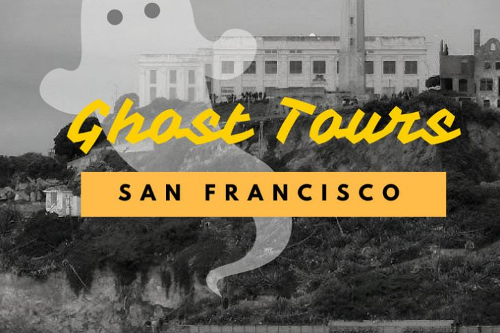 ghost tours san francisco