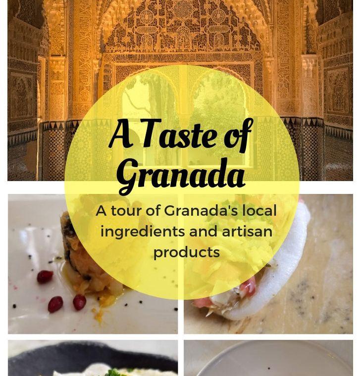 Granada best food tour