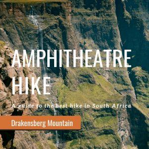 amphitheatre hike drakensberg south africa