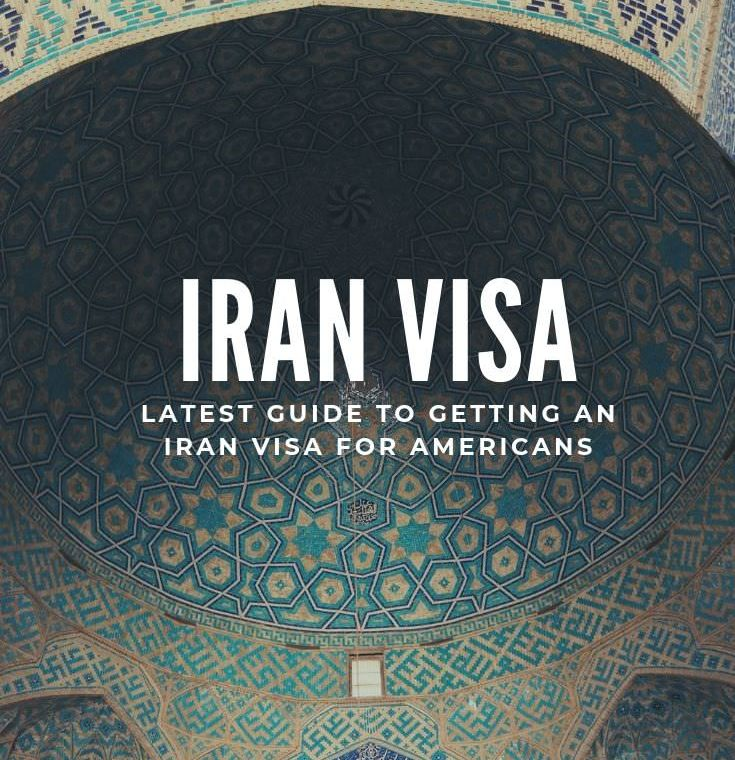 iran visa for us citizens