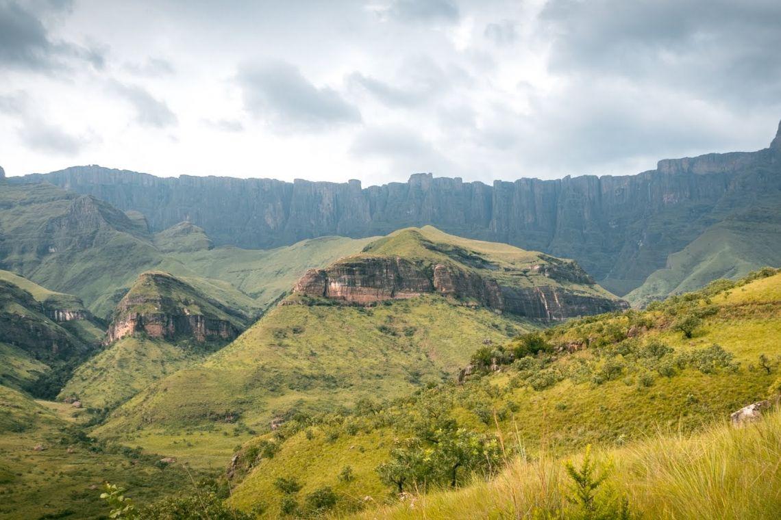Tugela gorge hike south africa