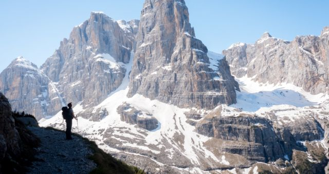 Adventurous things to do in the Dolomites
